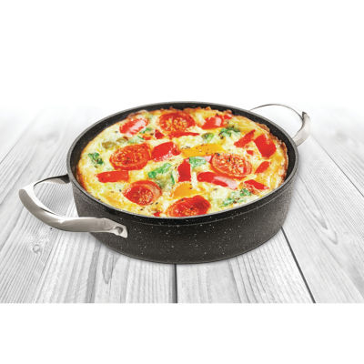 THE ROCK by Starfrit Oven Dish with Stainless Steel Handles