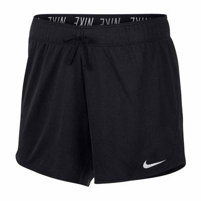 "Nike 5"" Fold Over Workout Shorts"