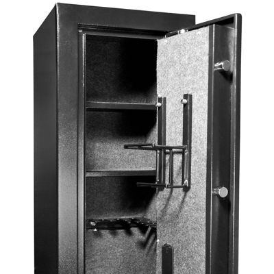 Barska Quick Access Large Biometric Rifle Safe