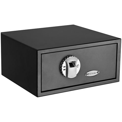 Barska® Biometric Fingerprint Safe