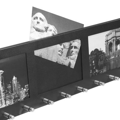 "Barska Four Section 4""x6"" Picture Wall Mount PhotoFrame"