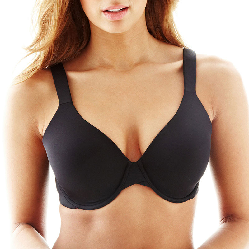 Ambrielle Everyday Full-Figure Full-Coverage Bra plus size,  plus size fashion plus size appare