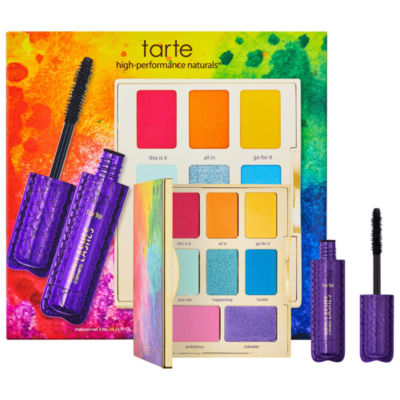 tarte Let it Rain-bow Eye Set