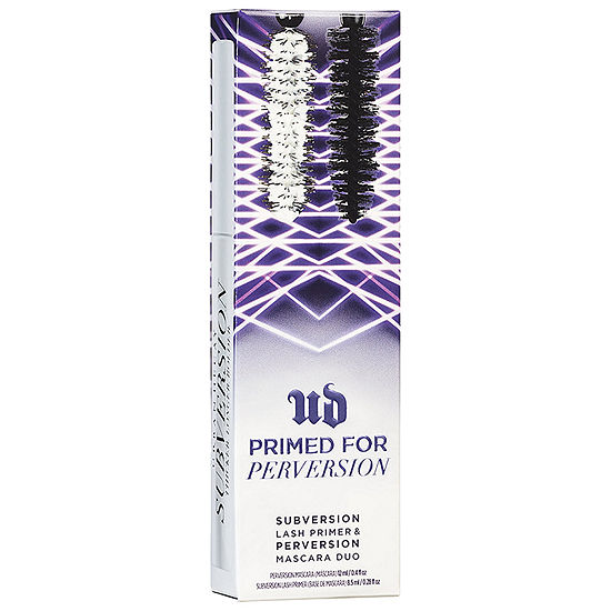 Urban Decay Primed For Perversion Mascara Set