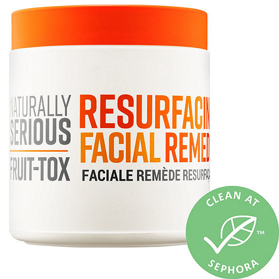Naturally Serious Fruit Tox Resurfacing Facial Remedy