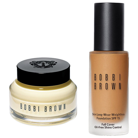 Bobbi Brown Prep & Perfect Skin Long Wear Customizable Set