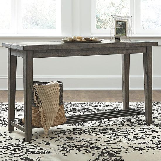 Signature Design by Ashley® Maverny Sofa Table