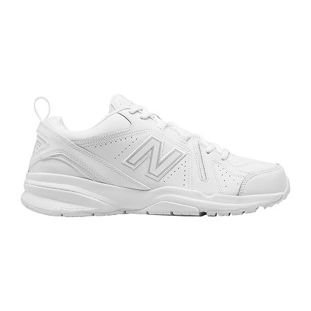 New Balance 608 Mens Training Shoes, 11 Extra Wide, White