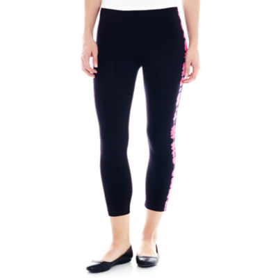Mixit™ Seamless Active Cropped Leggings