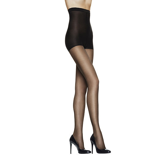 748e812a1 Hanes Silk Reflections High Waist Control Top Pantyhose