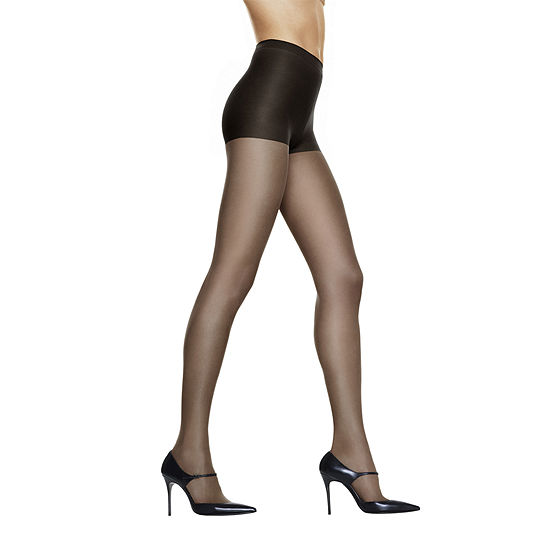 d8061809ee3 Hanes Silk Reflections Plus Control Top Sandalfoot Pantyhose