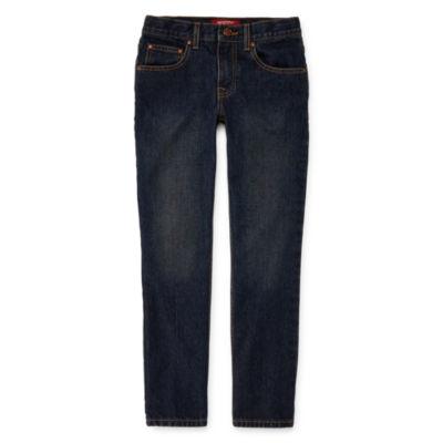 Arizona Flex Skinny Jeans Boys 4-20 & Husky