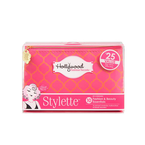 Hollywood Fashion Secrets Pink & Orange Stylette City Chic Kit