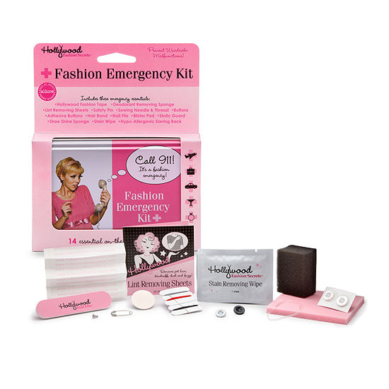 Hollywood Fashion Secrets Fashion/STYLE Emergency Kit