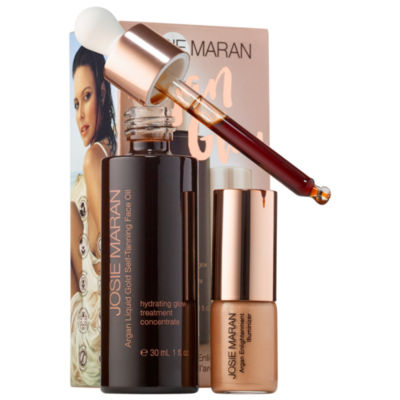 Josie Maran Argan Liquid Gold Enlightenment Duo