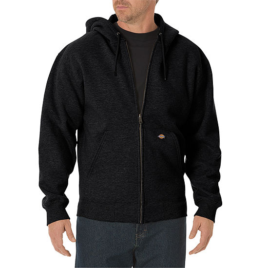 Dickies Mens Long Sleeve Lined Hoodie