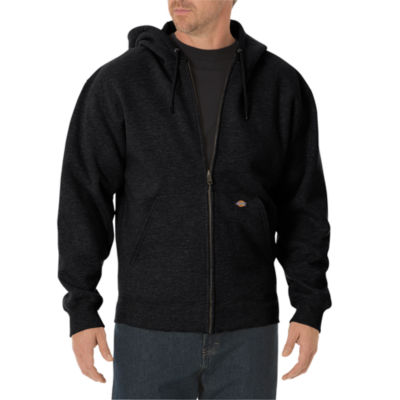 Dickies Mens Long Sleeve Fleece Lined Hoodie