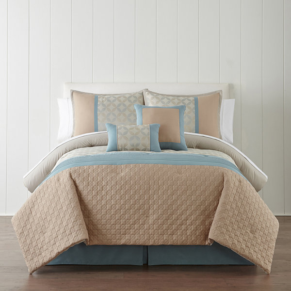 Studio™ Dylan 6-pc. Comforter Set