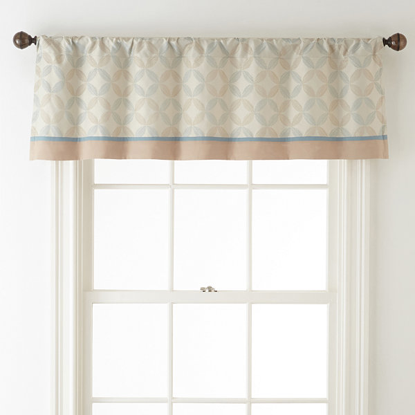 Studio™ Dylan Rod-Pocket Valance