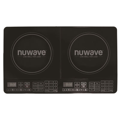 NuWave 30602 Double Precision Induction Cooktop Burner