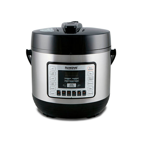 NuWave 33101 6-qt. Electric Pressure Cooker