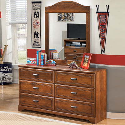 Signature Design by Ashley® Barchan Dresser and Mirror