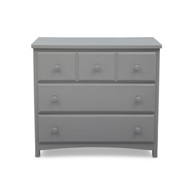 Delta Children 3-Drawer Nursery Dresser