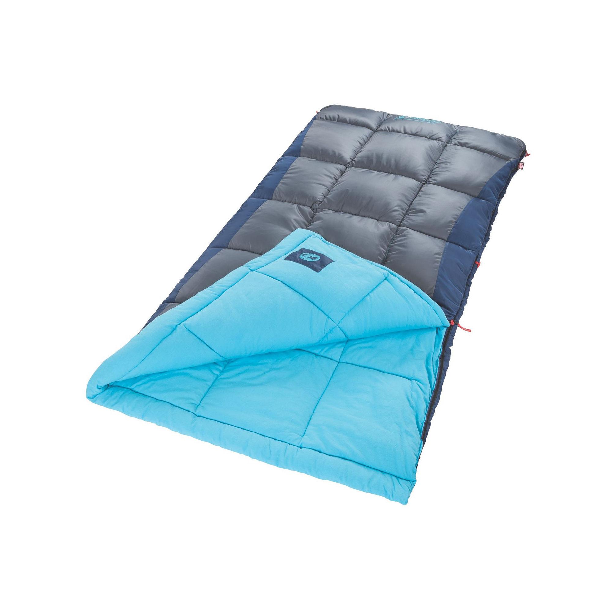 """Coleman Heaton Peak"""" 30F Big & Tall Sleeping Bag"""