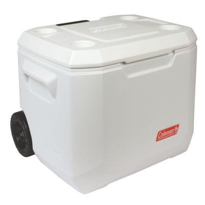 Coleman 50-qt. Coastal Xtreme Series™ Marine Wheeled Cooler