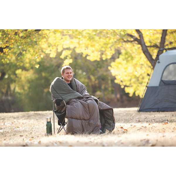 Coleman® Oak Point™ Cool Weather 30-50°F Sleeping Bag