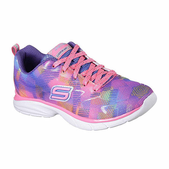 Skechers Spirit Sprintz Girls Sneakers - Little Kids/Big Kids