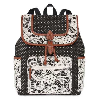 Arizona Mackenzie Flap Backpack