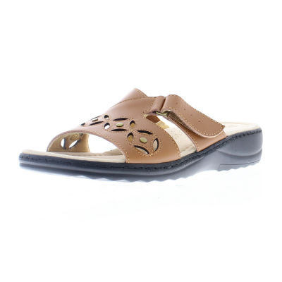 Gold Toe Columbia Womens Slide Sandals