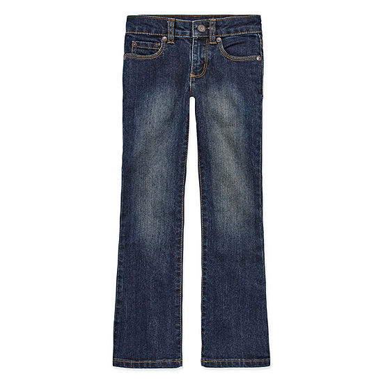 Arizona Little Girls Slim Fit Bootcut Jean