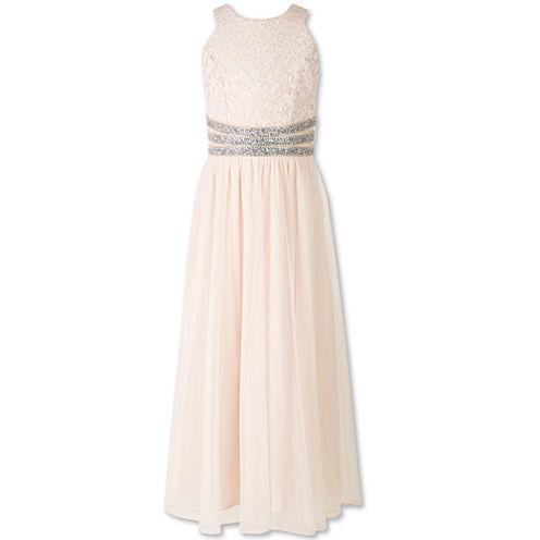 Speechless Sleeveless Maxi Dress - Big Kid Girls Plus