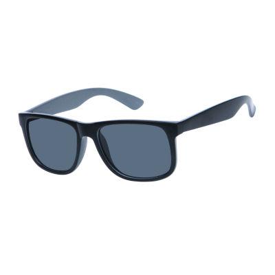 Claiborne Rectangular UV Protection Sunglasses-Mens