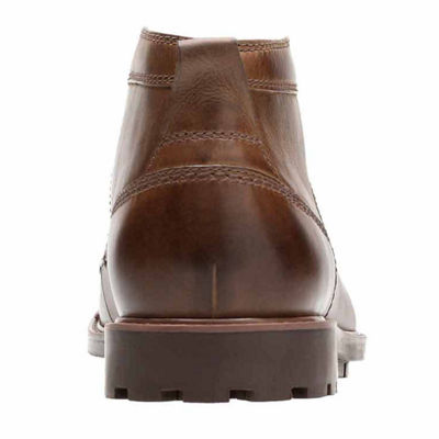 Clarks Curlington Top Mens Chukka Boots