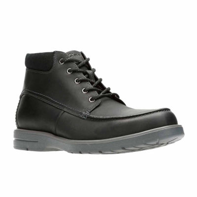 Clarks Mens Vossen Chukka Boots Lace-up