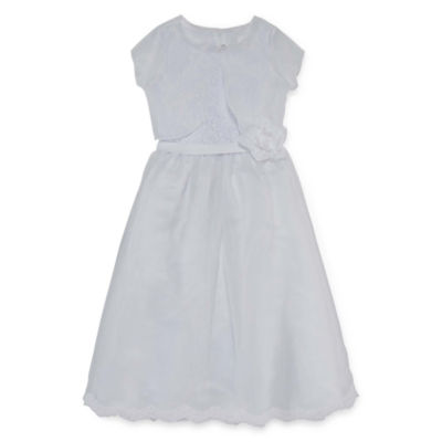 Lavender By Us Angels Communion Dress Sleeveless Party Dress