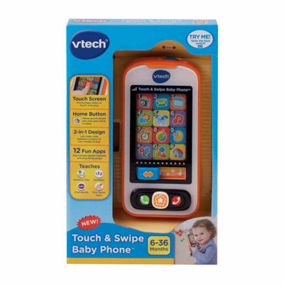 V Tech Touch & Swipe Baby Phone