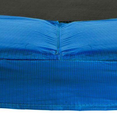 "Upper Bounce 12' Premium Trampoline Replacement Safety Pad (Spring Cover) Fits for 12 FT. Round Frames- 3/4"" Foam"