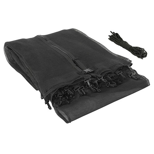 Upper Bounce Trampoline Replacement Enclosure Safety Net: Fits For 13 ft Using 3 Arches (NET ONLY)