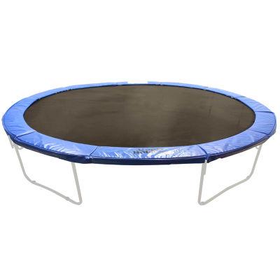 Super Trampoline Safety Pad (Spring Cover) Fits for 17 x 15 FT. Oval Frames - Blue