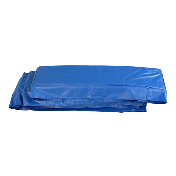 Super Trampoline Replacement Safety Pad (Spring Cover) Fits for 8 X 14 FT Rectangular Frames - Blue