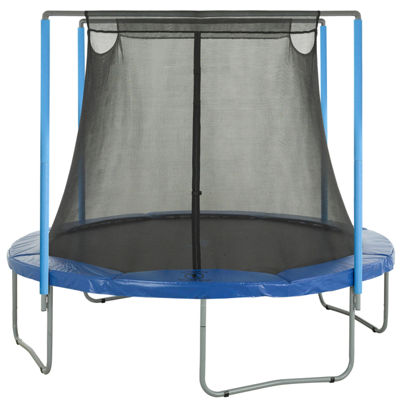 Upper Bounce Trampoline Replacement Enclosure Safety Net: Fits For 12 ft Using 2 Arches (NET ONLY)