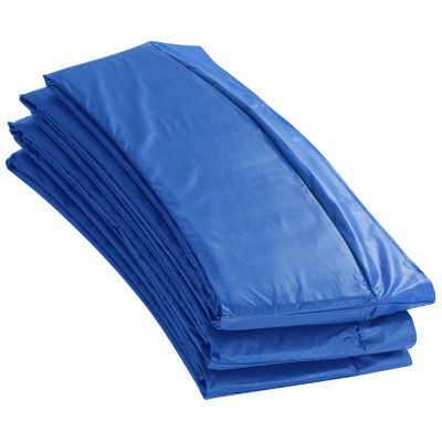 Upper Bounce Super Trampoline Replacement Safety Pad (Spring Cover) Fits for 11 FT. Round Frames  - Blue