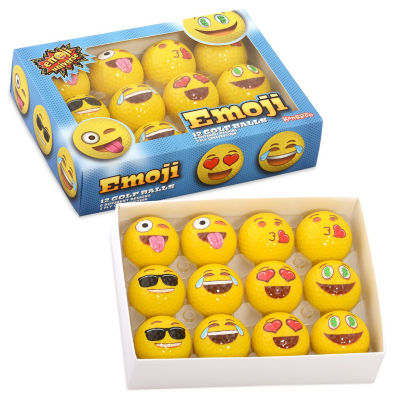 Emoji 12-pc. Golf Balls