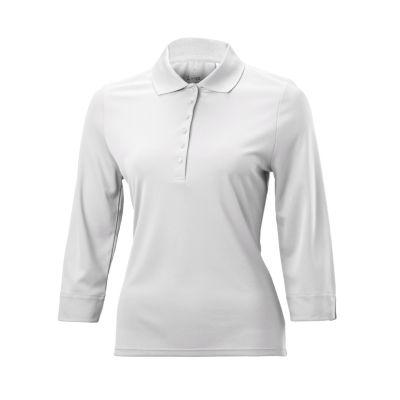 Nancy Lopez Golf Luster 3/4 Sleeve Polo
