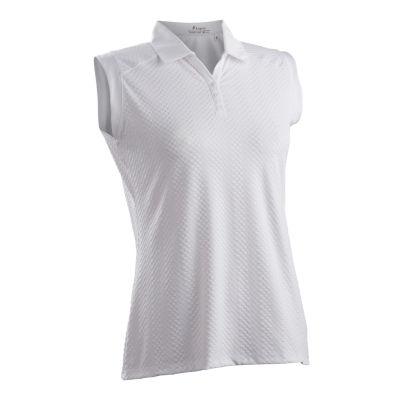 Nancy Lopez Golf Grace Sleeveless Polo