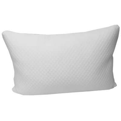 King Koil Vitality Queen Memory Foam Down Alternative Pillow
